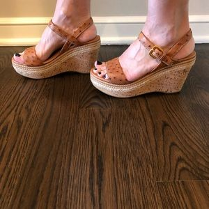 Prada Wedges Sz 38 great condition